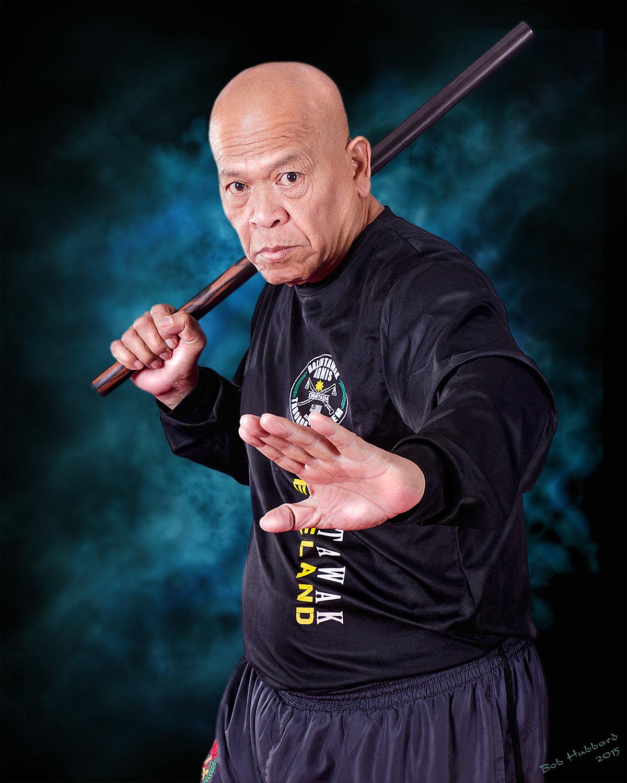 martial arts photography  master u0026 39 s portrait by bob hubbard