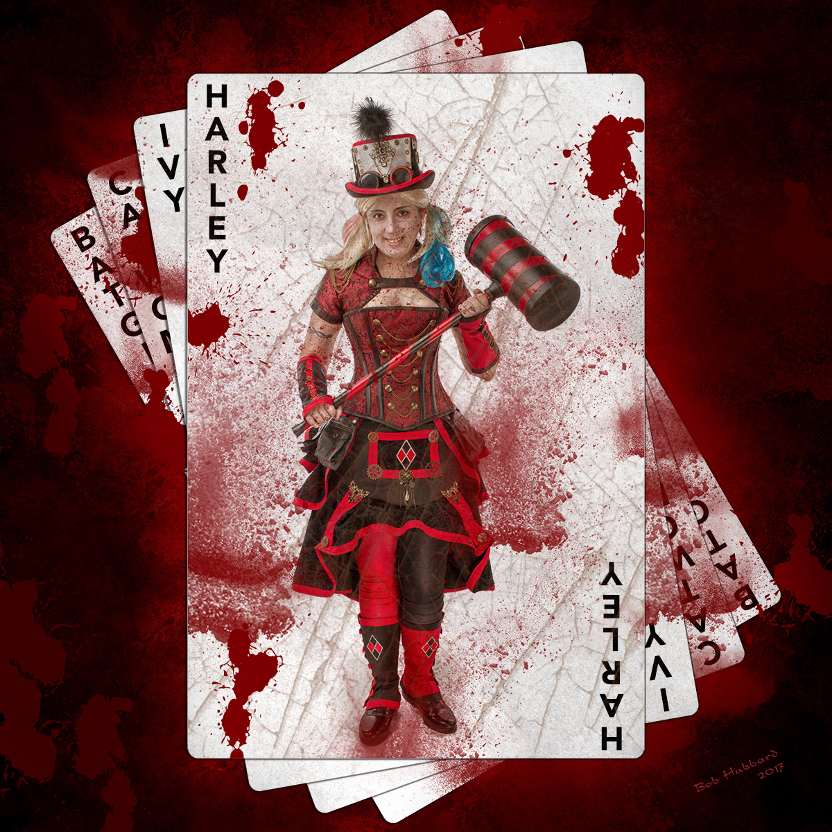 Harley Quinn, Playing Card