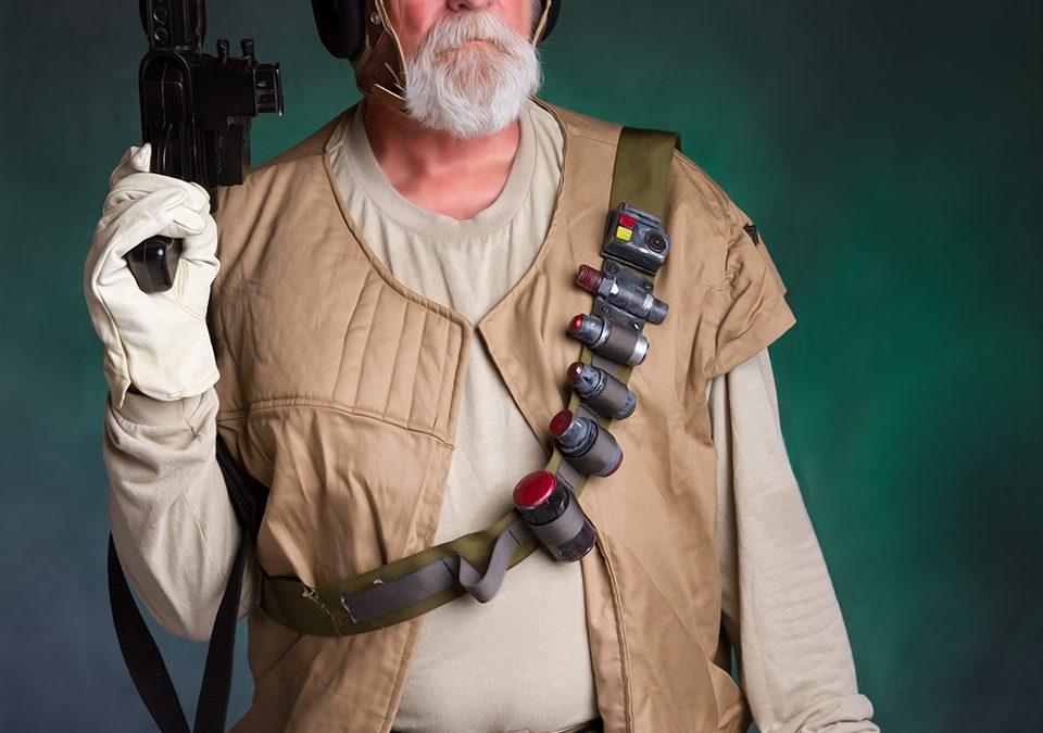 Endor Trooper Nik Sant