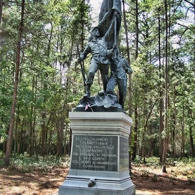 Battle of Chickamauga - 79th Pennsylvania Infantry
