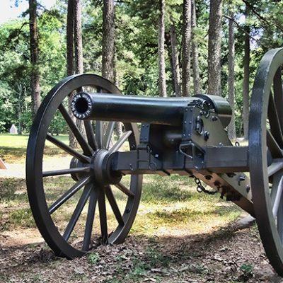 Battle of Chickamauga - Artillery