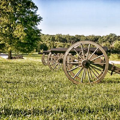 Confederate Avenue, Gettysburg