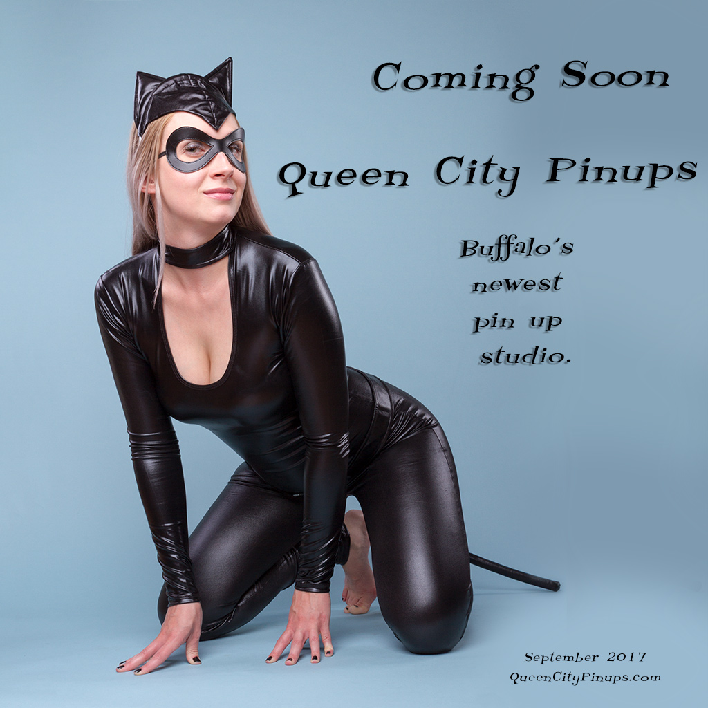 Coming_Soon Queen City Pinups, Buffalo NY