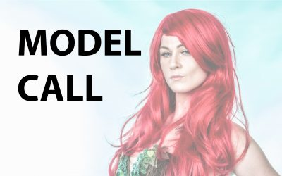 Model Call: Models for Cosplay Pinups & Composites Volume 2