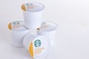 Experimental Product Photography, Starbucks K-Cups