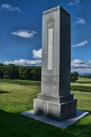 State of Georgia Monument (Gettysburg)