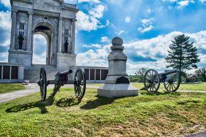 Pennsylvania Monument Gettysburg