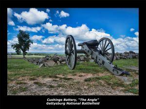 Cushings Battery Gettysburg