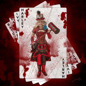Harley Quinn, Playing Card