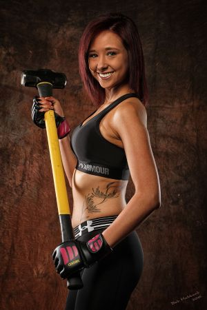 Fitness Photography by Bob Hubbard, Buffalo NY
