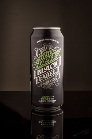 Mt Dew Black