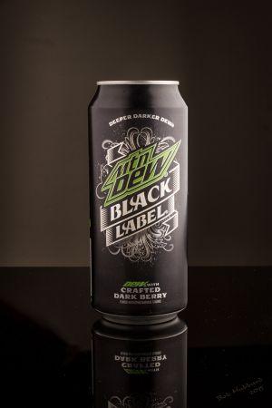 Mt Dew Black