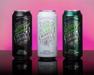 Mt Dew Label Series