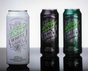 Mt Dew White Label
