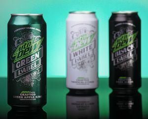 Mt Dew Green Label