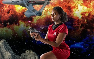 Space, the Final Frontier….