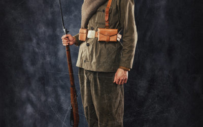 Spanish Civil War soldier