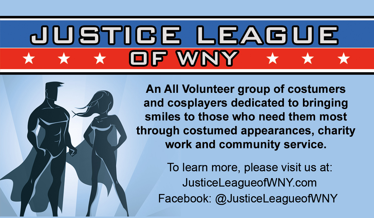 Justice League of WNY