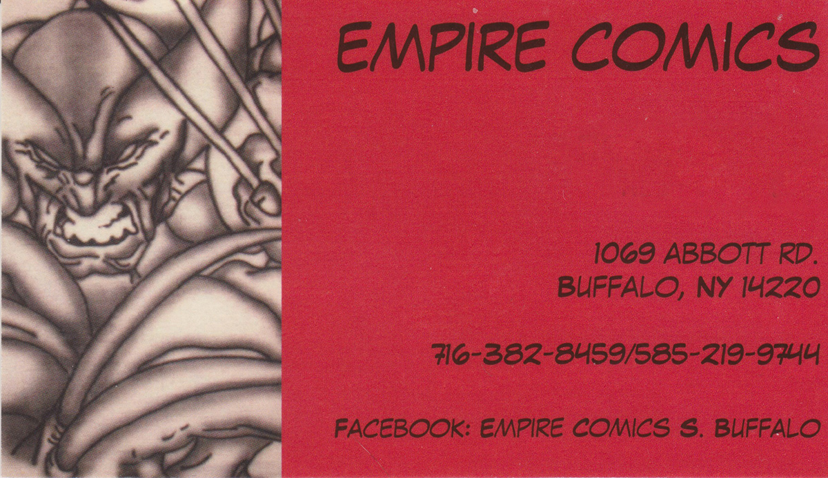 Empire Comics