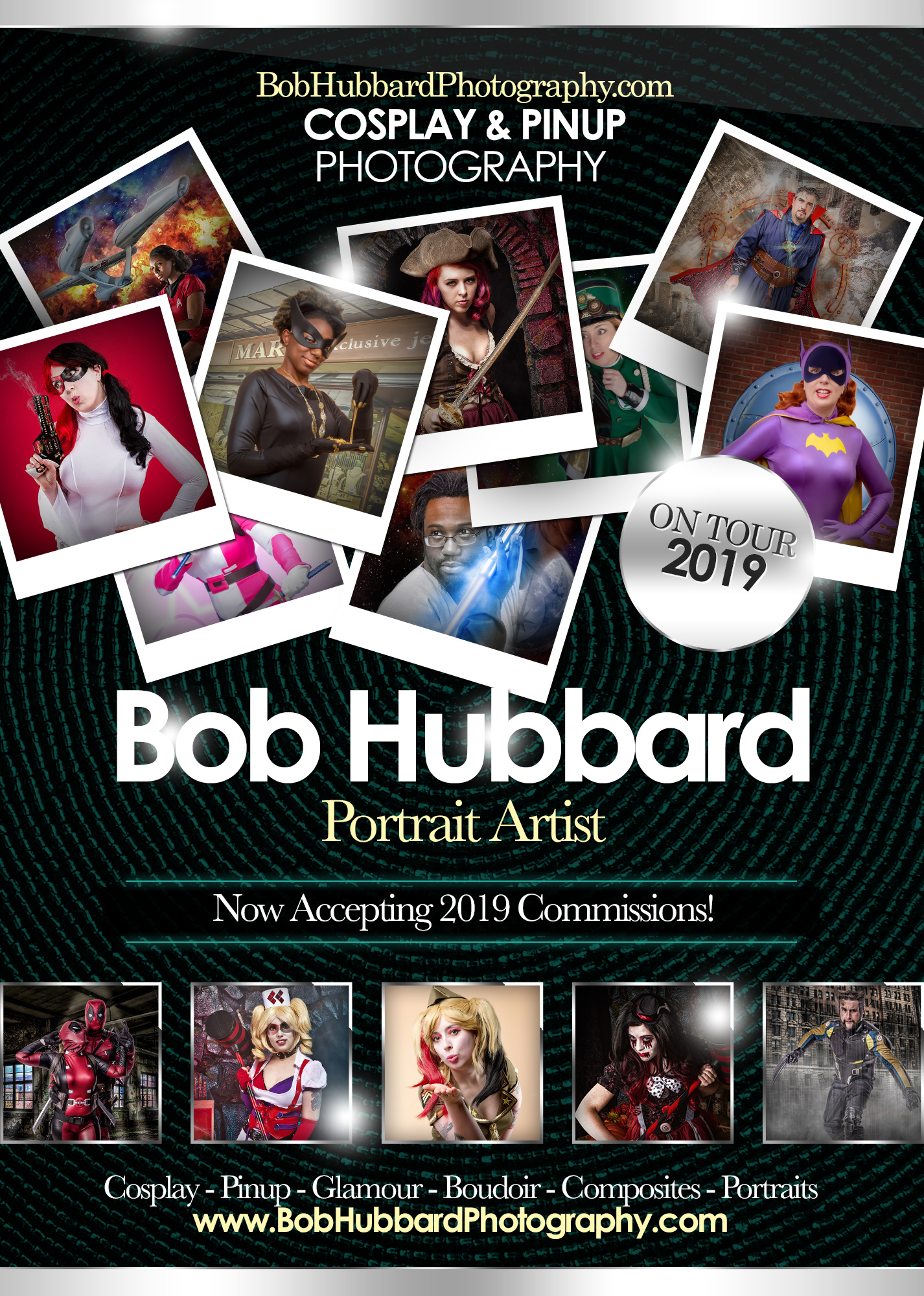 2019 Commissions Bob Hubbard Photography