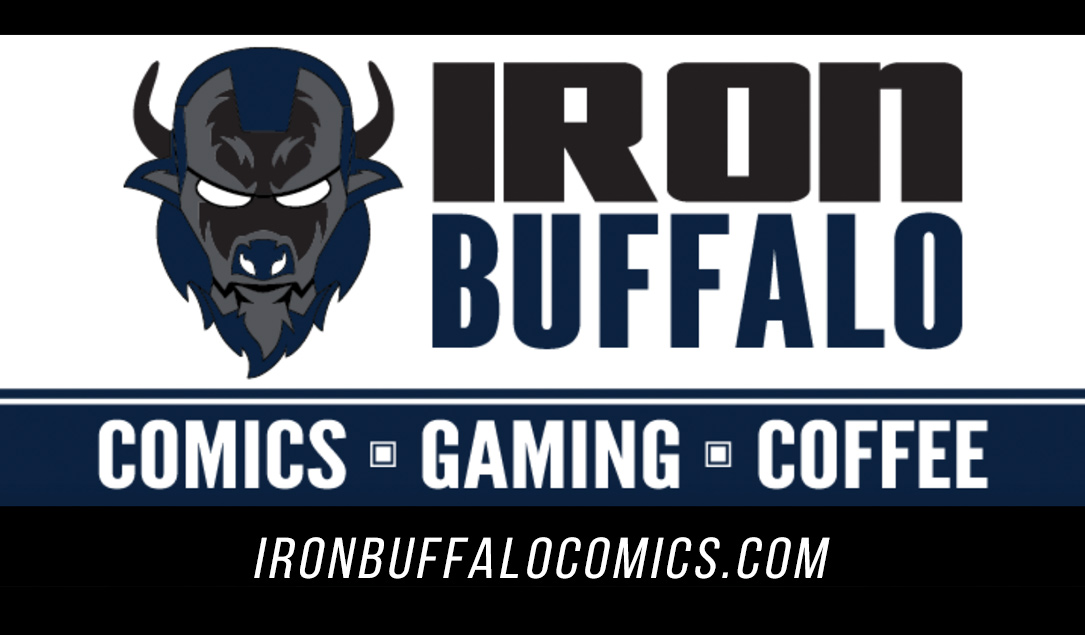 Iron Buffalo Comics